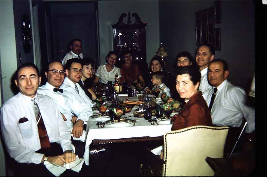 Thanksgiving 1961?